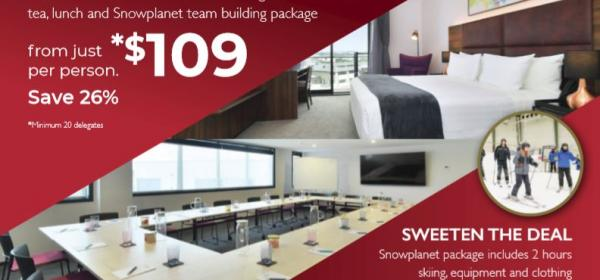 Leroy Suites and Snowplanet