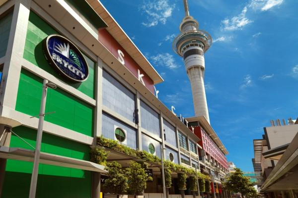 Sky Tower - SKYCITY