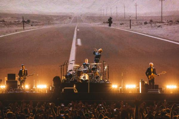 U2 - The Joshua Tree Tour 2019